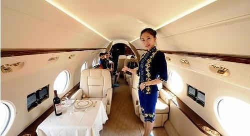 财政部拟对公务私人飞机征奢侈税 或打击销售市场