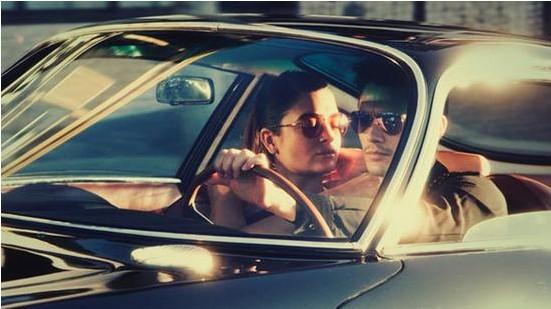 詹姆斯·弗兰科无惧丑闻 大方代言Gucci太阳眼镜广告