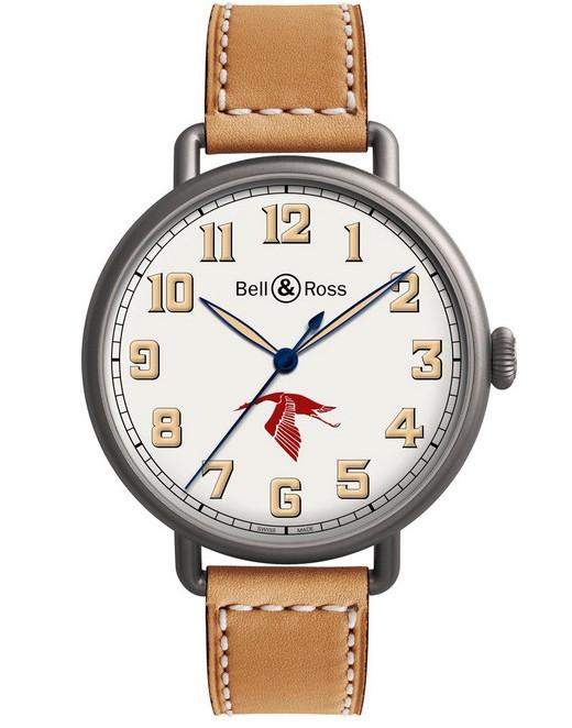 柏莱士全新「WW1 Guynemer」限量版复刻腕表
