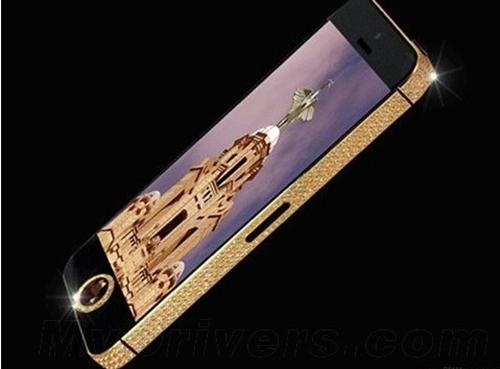 世界十大最贵奢侈品手机排行榜