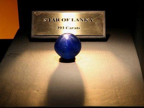 星光蓝宝石的产地