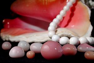 海螺珍珠是怎么形成的