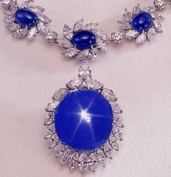 星光蓝宝石的分类