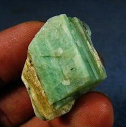 绿柱石主要品种