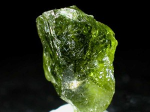橄榄石的鉴别