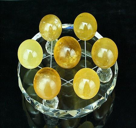 黄水晶怎么消磁保养