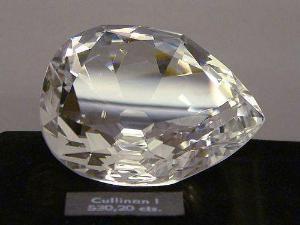 库里南钻石发现