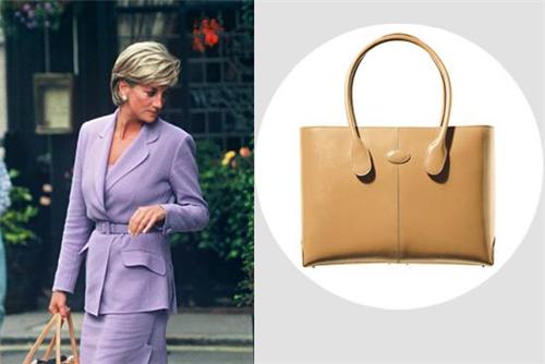 Tod's D-Bag手袋 英国王妃的包