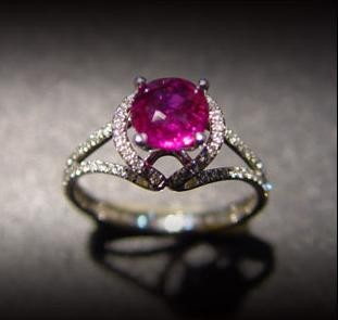 斯里兰卡红宝石分布和产出特征