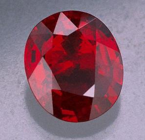 斯里兰卡红宝石与缅甸红宝石颜色区别