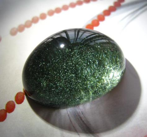 什么是绿幽灵水晶