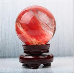 红水晶是什么