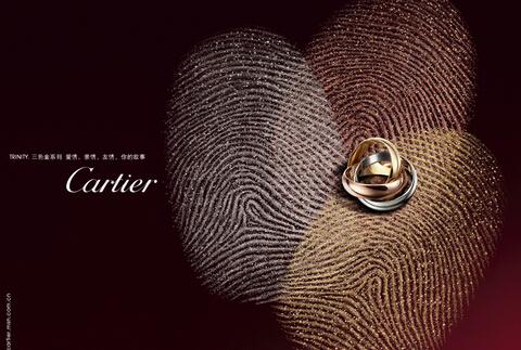 卡地亚三色金戒指购买要注意哪些方面?