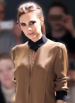 维多利亚·贝克汉姆(Victoria Beckham)_维多利亚贝克汉姆街拍_维多利亚贝克汉姆品牌动态