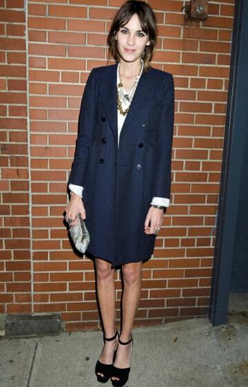 艾里珊·钟(Alexa Chung)身高是多少?