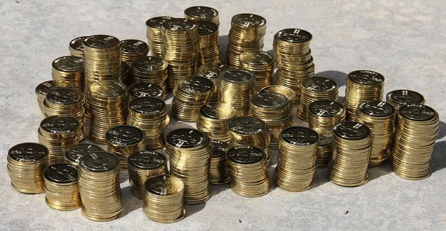 黄金比特币诞生了 大妈您还会买吗