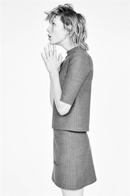 快时尚品牌Zara Women 发布2014秋冬系列时尚型录