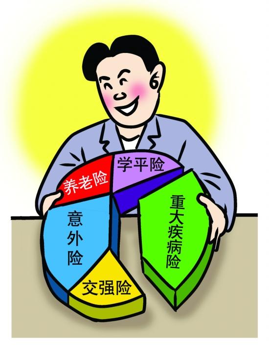 年人理财策略 养老险成理财养老新选择