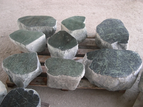蛇纹石产地