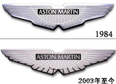 阿斯顿马丁车标的含义和演变过程