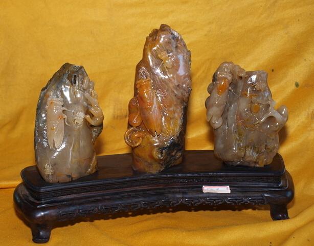 寿山石用途