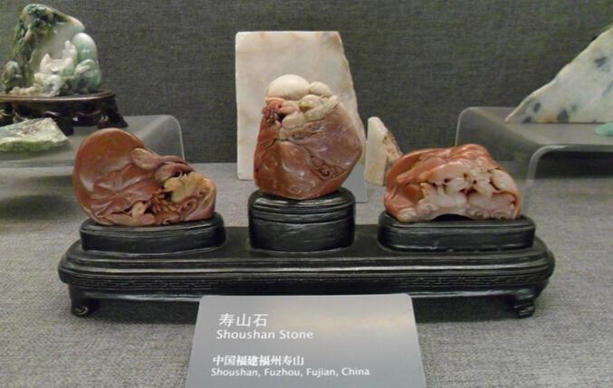 寿山石产地
