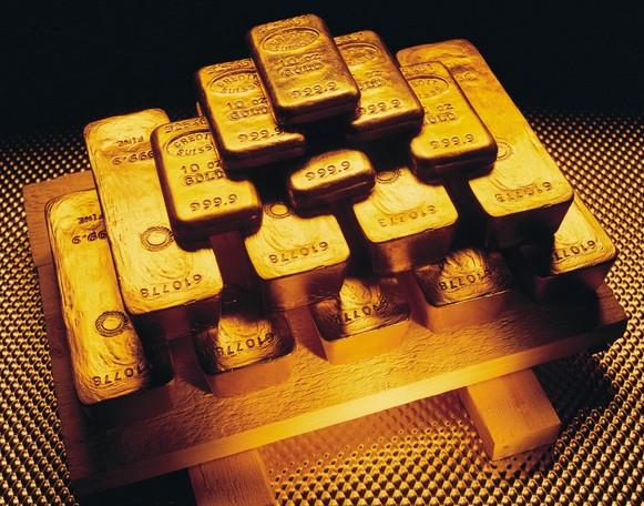 盘点全球黄金储备国 金价将如何演变