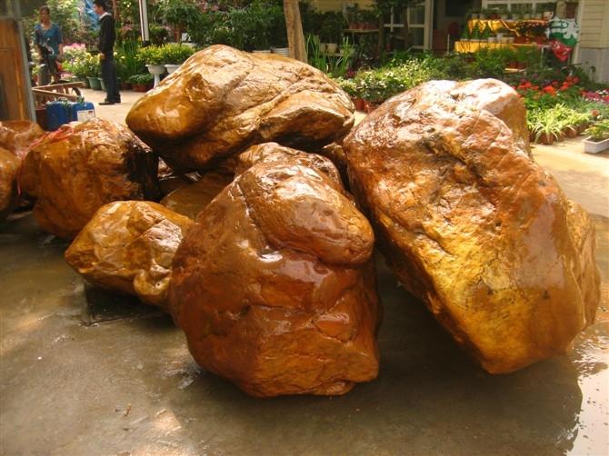 黄蜡石产地
