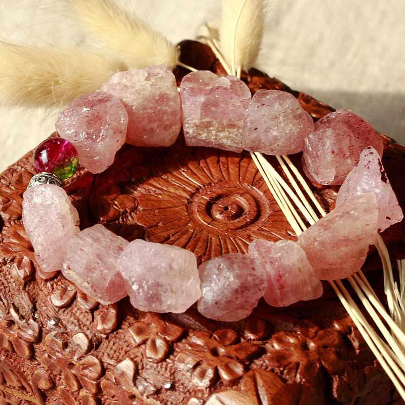 草莓晶消磁方法