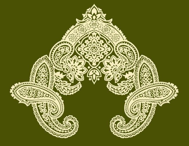 绣花工艺与审美价值