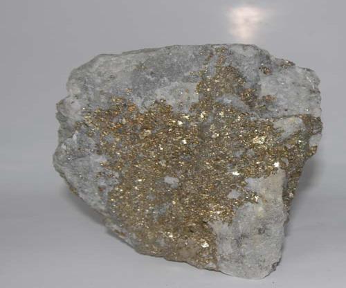 黄铁矿作用