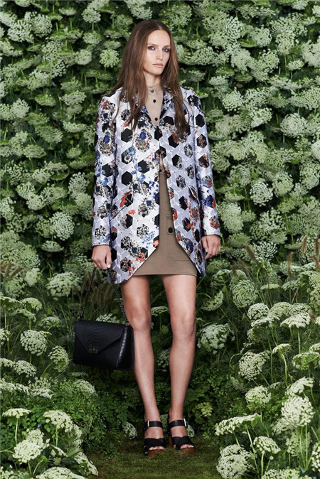 Mulberry伦敦时装周发布2015春夏高级成衣系列