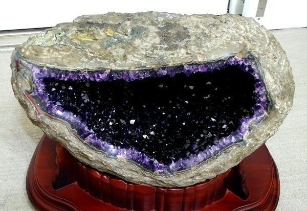 紫晶洞消磁净化