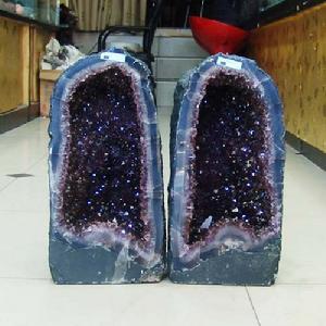 紫晶洞的作用与功效