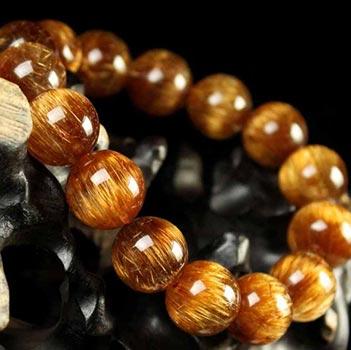 铜发晶鉴赏和收藏