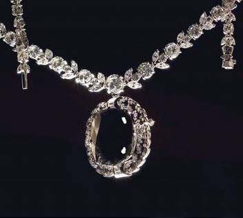 世界著名五颗黑钻石