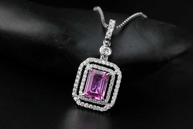 粉色蓝宝石是什么_粉色蓝宝石价格_粉色蓝宝石产地