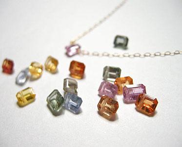 彩色蓝宝石分类
