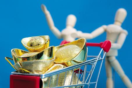 黄金价格承压便是下周赚取三浪利润机会