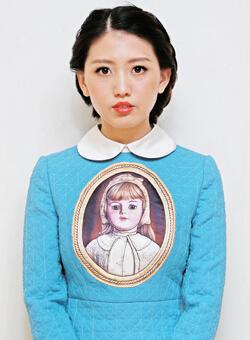 刘清扬(Christine Lau)_刘清扬设计师_刘清扬个人资料_刘清扬Chictopia品牌动态
