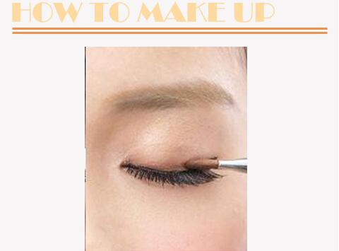 美目魅力无人抵挡 七个化妆基础知识搞定大眼美妆