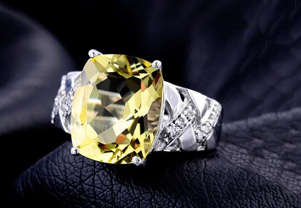 柠檬晶是什么_柠檬晶价格_柠檬晶的作用和功效_柠檬晶保养