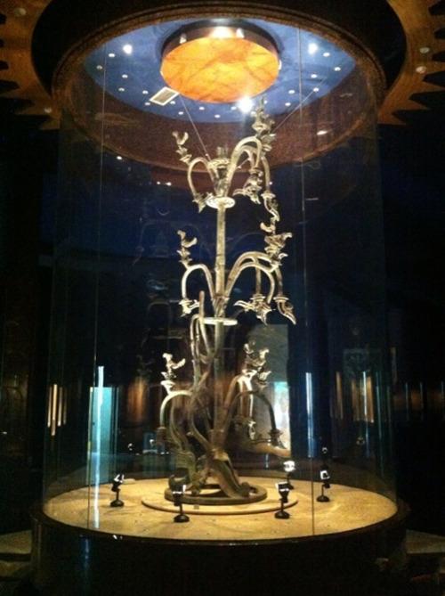 青铜神树历史