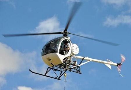 100万以内的私人直升机怎么买?