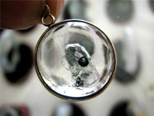 水胆水晶保养