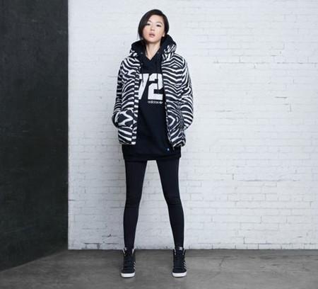 全智贤被任命Adidas家族大中华区全新品牌代言人
