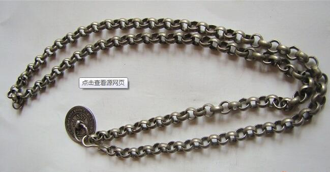 银项链变黑怎么清洗