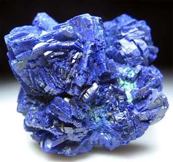 蓝铜矿介绍