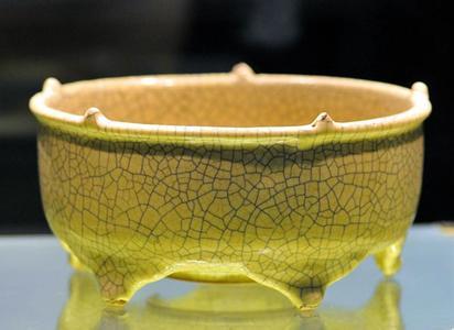 哥窑瓷器特征