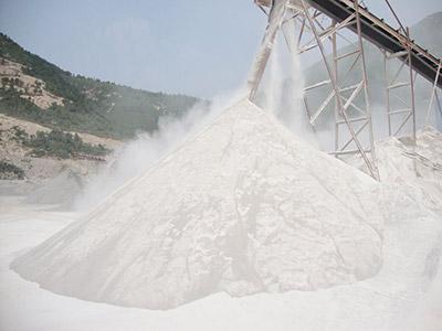 白云石常用产物